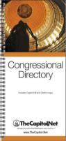 Congressional Directory, spiralbound, updated annually