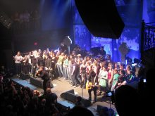 930 Club - Dropkick Murphys, by Andrew Bossi